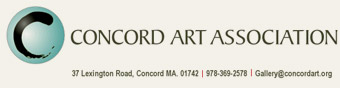 Logo for Concord Art Association